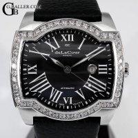 ドゥラクール アフターダイヤ サクラ 222限定モデル deLaCour時計