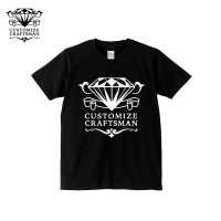 """人気ブランド Tシャツ(Print) 半袖 メンズ """"DIAMOND GB"""" 雑誌掲載アイテム"""