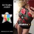 DJ TIARA 衣装制作 スワロフスキー衣装