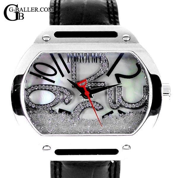 画像2: DUNAMIS デュナミス スパルタン SP-S2 シェルダイヤ盤