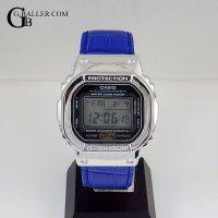 G-SHOCK カスタム DW5600 プレーン レザーベゼル