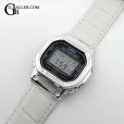 画像2: DW5600 PLAIN 925 BEZEL CUSTOM LEATHER (2)
