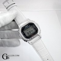 DW5600 PLAIN 925 BEZEL CUSTOM LEATHER