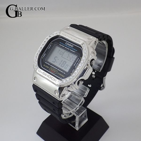画像2: DW5600 DOUBLE LINE BEZEL CUSTOM