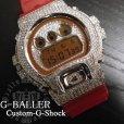 画像2: G-BALLER ORIGINAL  FULL CUSTOM  RED,/ Gボーラー オリジナル フルカスタム レアレッドカラー (2)