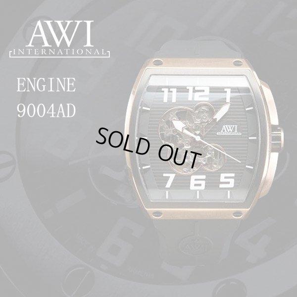 画像1: AWI 腕時計 エンジン 45mm AT 9004AD  フランクミュラー新ブランド