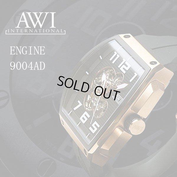 画像2: AWI 腕時計 エンジン 45mm AT 9004AD  フランクミュラー新ブランド