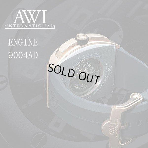 画像3: AWI 腕時計 エンジン 45mm AT 9004AD  フランクミュラー新ブランド