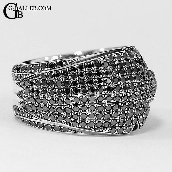 シングルフレアニーリング ブラックダイヤモンド