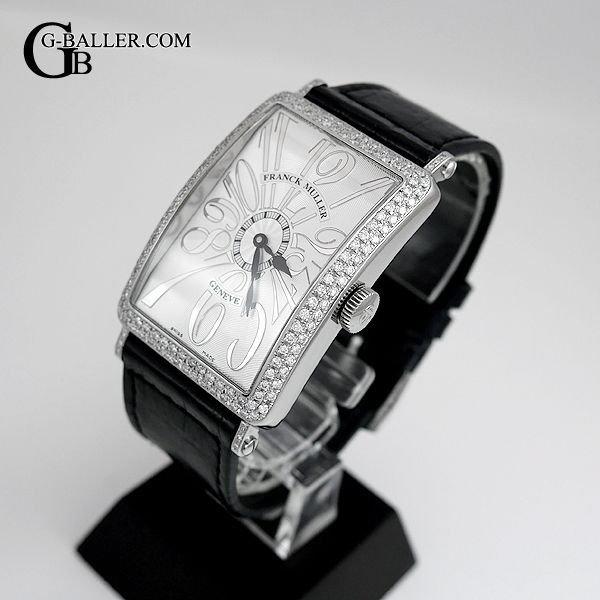 フランクミュラー時計アフターダイヤ