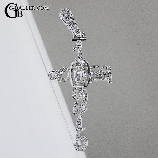 フランクミュラー メモリアルナンバーペンダント ダイヤモンド