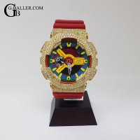 "カシオ Casio G-Shock Custom Diamond / ""CrazyColors GA-110"""
