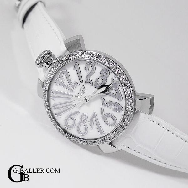 画像2: ガガミラノ 時計アフターダイヤ ベゼル マヌアーレ 40mm
