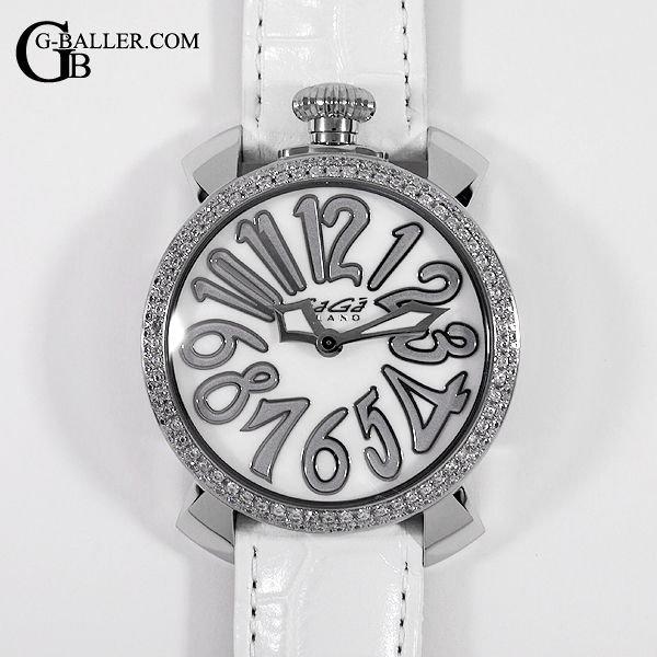画像1: ガガミラノ 時計アフターダイヤ ベゼル マヌアーレ 40mm