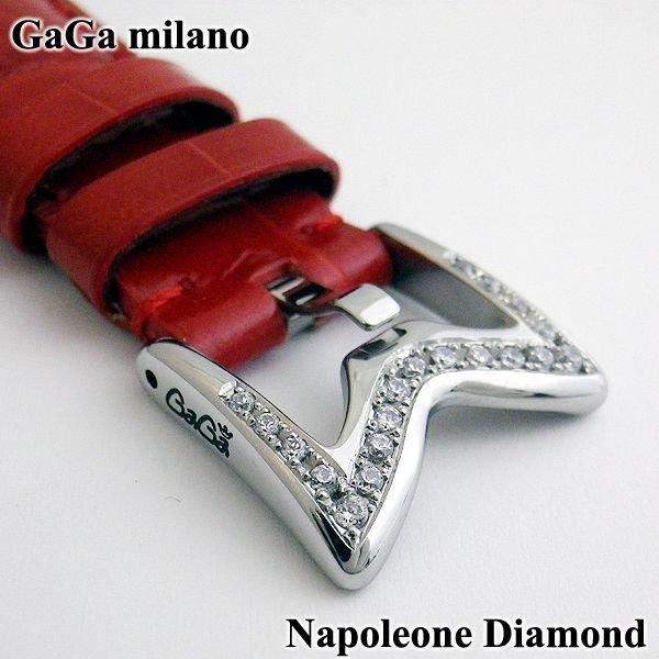 画像3: ガガミラノ GaGa milano ナポレオーネ 48mm ダイヤ メンズ ダイヤモンド