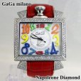 画像1: ガガミラノ GaGa milano ナポレオーネ 48mm ダイヤ メンズ ダイヤモンド (1)
