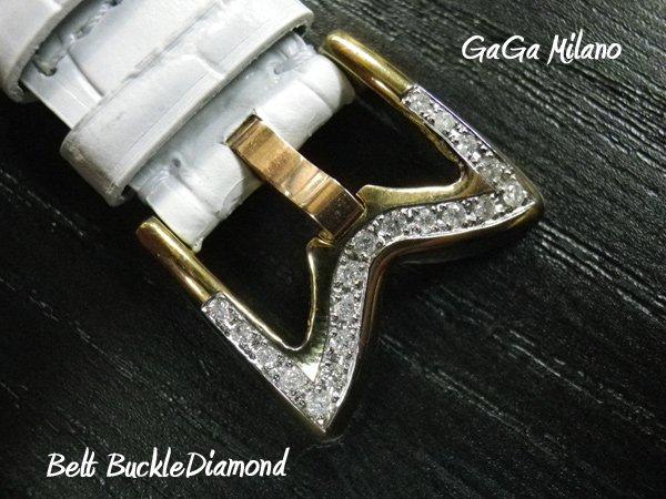 画像2: ガガミラノ 時計 ベルト アフターダイヤ バックル ダイヤ