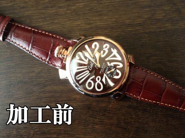 画像5: ガガミラノ GaGa MILANO アフターダイヤ MANUALE フルダイヤ  gaga時計ダイヤ