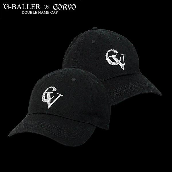 G-BALLER CORVO コラボ スワロコットンCAP