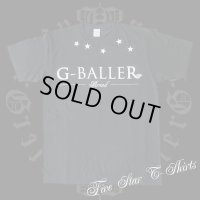 G-BALLER BRAND Original FIVE STAR Diamond T-SHIRT