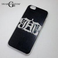 GB-CROWN スワロフスキー iPhoneケース