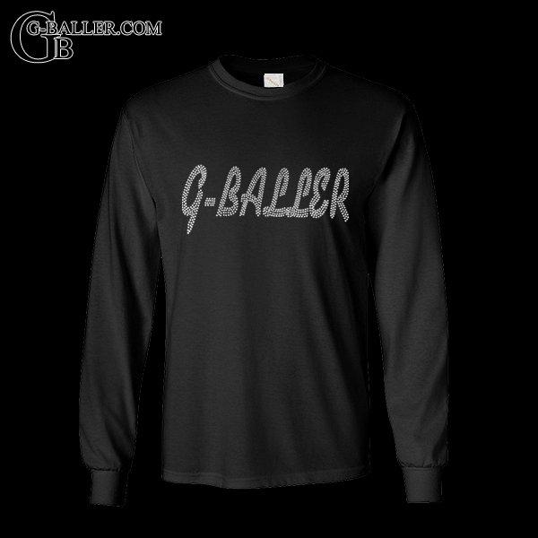 G-BALLER ビッグロゴ スワロロングTシャツ