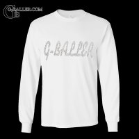 G-BALLER ビッグロゴ スワロ ロングスリーブTシャツ