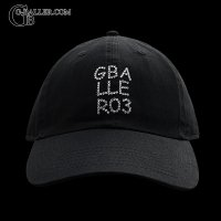 G-BALLER03 ロゴ スワロコットンCAP