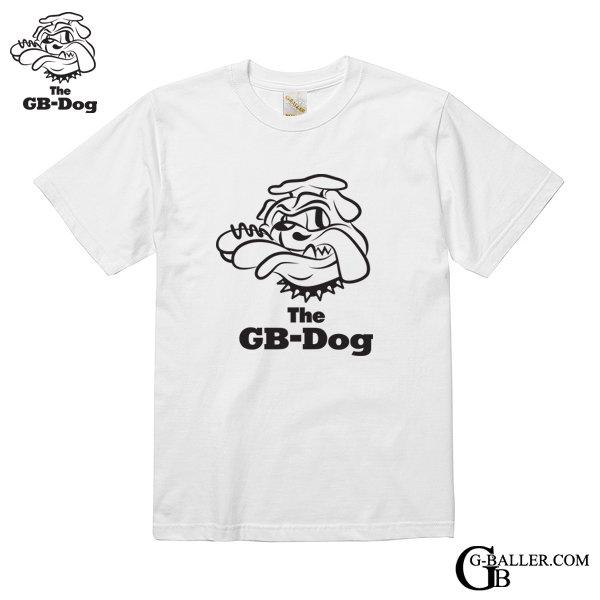 The GB-Dog ロゴ プリント Tシャツ メンズ レディース