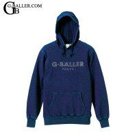 G-BALLER TOKYO スワロデニムパーカー