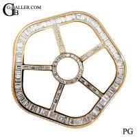 ジェイコブアフターダイヤベゼル | ゴースト バゲットダイヤモンドベゼル JACOB&Co.時計
