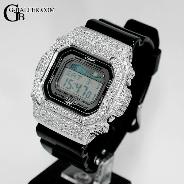 G-SHOCKカスタム GLX5600 WHITE