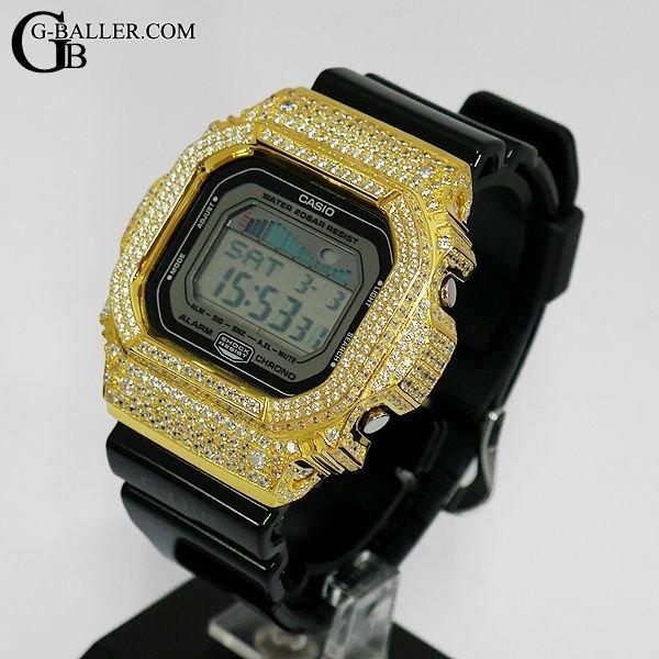 G-SHOCKカスタム GLX5600 GOLD