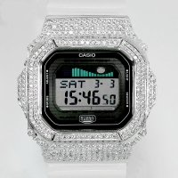 Casio G-Shock Custom by G-BALLER | GLX-5600 Rhodium Coating Diamond
