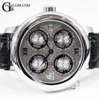 WORLD GMT グレーダイヤル GMT-3SS 世界限定1800本モデル