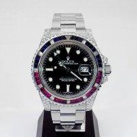 時計オーバーホール RolexGMT MASTER2/ロレックスGMTマスター2