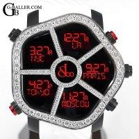 ジェイコブアフターダイヤ | ゴースト 1列 ダイヤベゼル JACOB&Co.時計