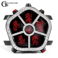 ゴースト ダイヤモンド JC-GST-CBNWH ジェイコブ時計