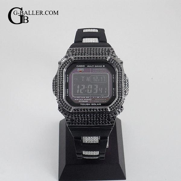 画像2: G-SHOCK カスタム ベルト ダイヤモンド GW-M5610BC-1