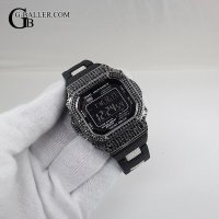 G-SHOCK カスタム ベルト ダイヤモンド GW-M5610BC-1