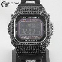 GW-M5610BC-1 ベルトフルダイヤカスタム G-BALLER