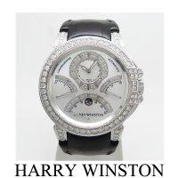 ハリーウィンストン 400/MCRA44W オーシャン3レトログラードクロノグラフ アフターダイヤ