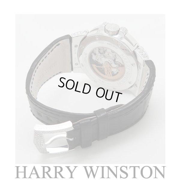 画像4: ハリーウィンストン【HARRY WINSTON】 400/MCRA44W オーシャン3レトログラードクロノグラフ アフターダイヤ