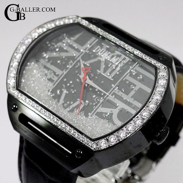 DUNAMIS時計 ヘラクレス ダイヤモンド加工