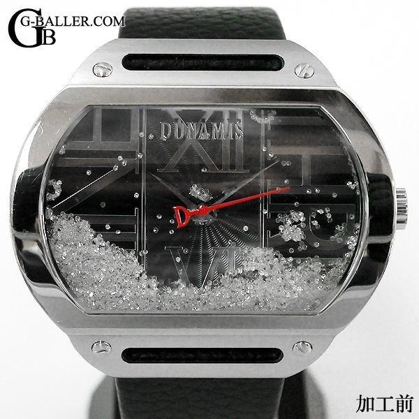 ヘラクレス時計アフターダイヤ