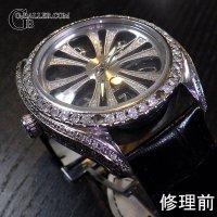 腕時計 石取れ修理 ダイヤ取れ修理 ICETEK