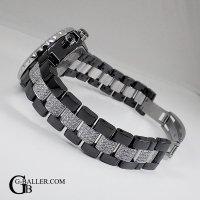 シャネル J12 41mm 用 ベルト フルダイヤ