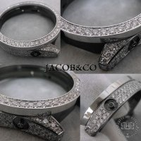 5タイムゾーン アフターダイヤ JACOB&COフルダイヤ