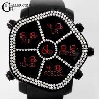 ジェイコブアフターダイヤ | ゴースト 2列 ダイヤベゼル JACOB&Co.時計