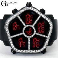 ジェイコブ ゴースト ベゼルダイヤモンド JC-GST-CBN JACOB&Co.時計